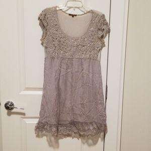Italian made Lace dress
